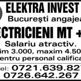 Electricieni MT+JT si magazioner
